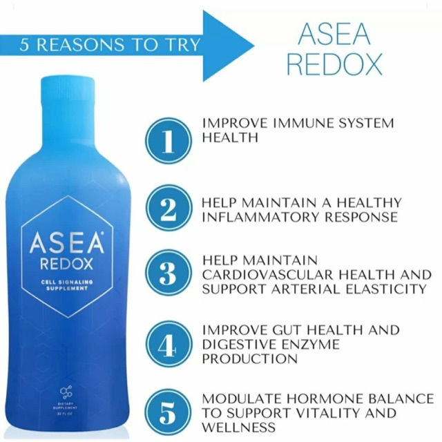 ASEA water benefits
